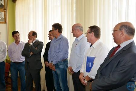 Reunião com Governador José Ivo Sartori