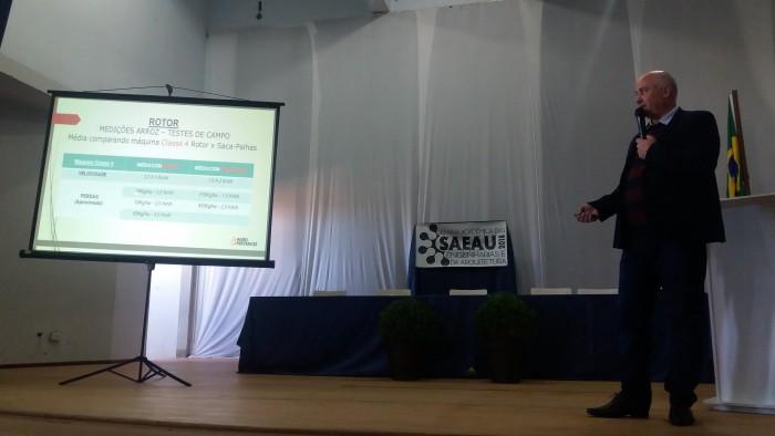 Diretores da AgroScrew palestram na Semana Acadêmica da UFSM
