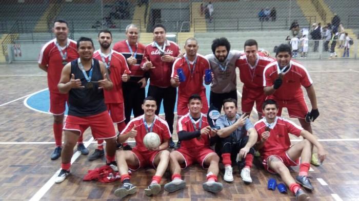 Campeão SESI - Futsal livre - 2018
