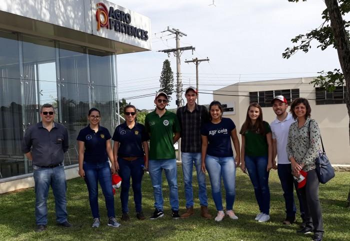 Visita Técnica Engenharia Agrícola UFSM