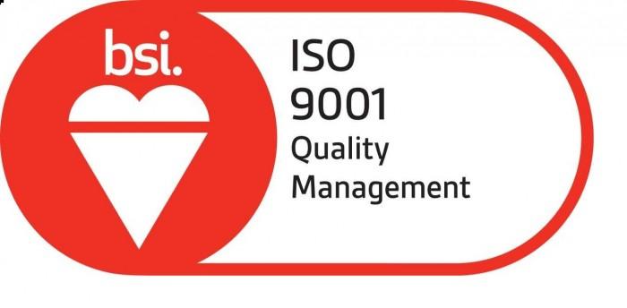 Certificação BSI - ISO 9001